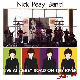 Nick Peay Band Live at Abbey Road on the River Feb. 64