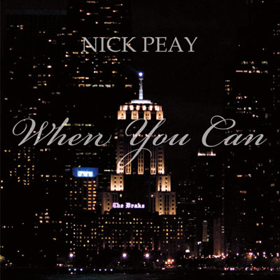 The new studio EP from Nick Peay, Spectres.